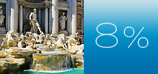 offerta_8% discounts 4 nights s...