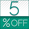 SAVE 5% OFF NEWSLETTER SPECIAL OFFER