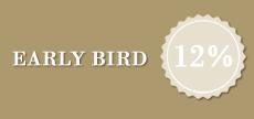 offerta_12% Early Bird
