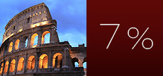 offerta_7% EXCLUSIVE 2+ NIGHTS