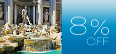 offerta_8% DISCOUNT 4 NIGHTS