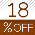 18% DISCOUNT 5 NIGHTS STAY