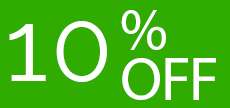 offerta_10% OFF NOT REFUNDABLE