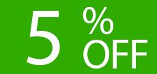 offerta_5% off for 2 nights min...
